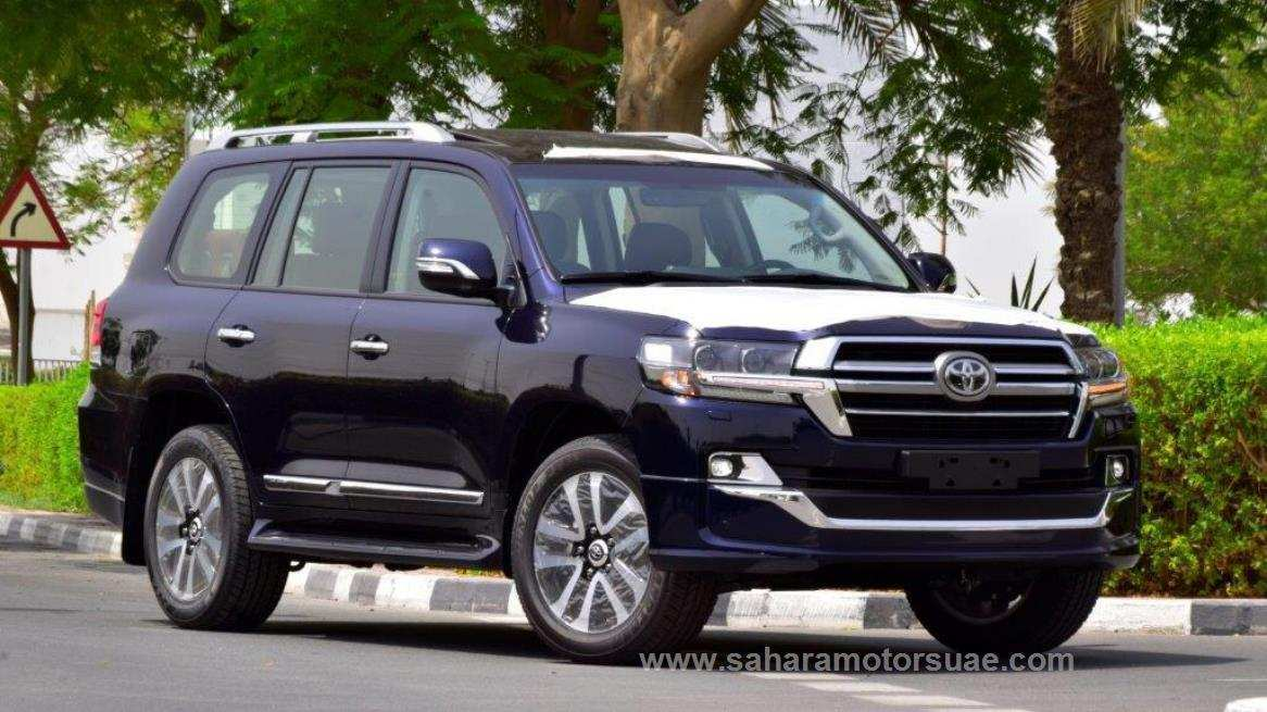 24 A 2019 Toyota Land Cruiser 200 Overview