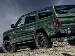 24 A 2020 Ford Bronco 4 Door Price Style