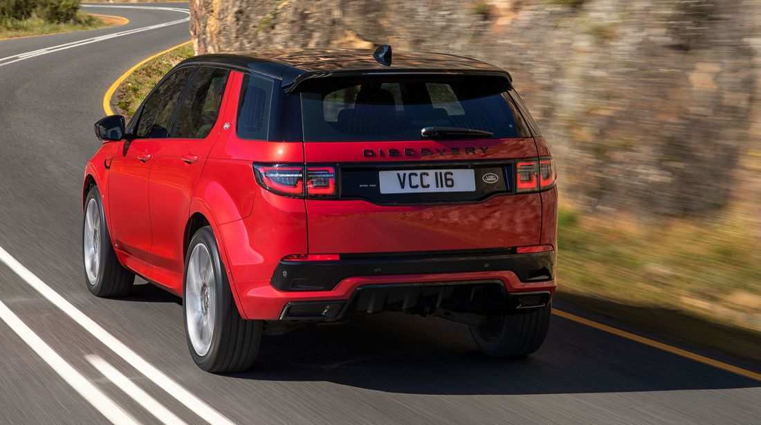 24 A 2020 Land Rover Discovery Sport Reviews