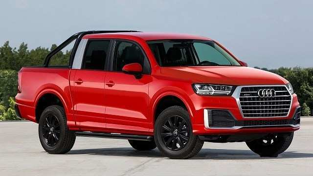 24 A Audi Pickup 2020 Review And Release Date