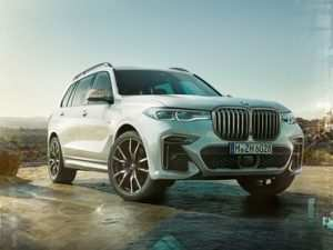 24 A BMW X7 2020 Wallpaper