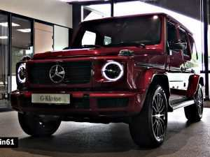 24 A G500 Mercedes 2019 Photos