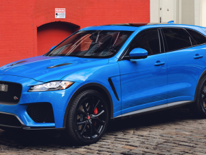 24 A Jaguar F Pace New Model 2020 Exterior