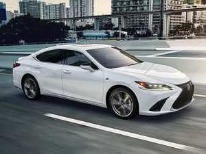 24 A Lexus 2019 F Sport Redesign and Concept