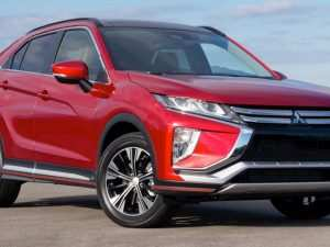 24 A Mitsubishi Eclipse Cross 2020 Images