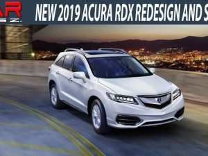 24 All New 2019 Acura Rdx Release Date Review and Release date