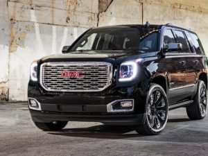 24 All New 2019 Gmc Yukon Changes Redesign