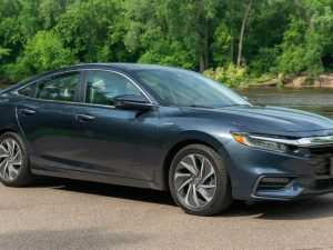 24 All New 2019 Honda Insight Review Picture