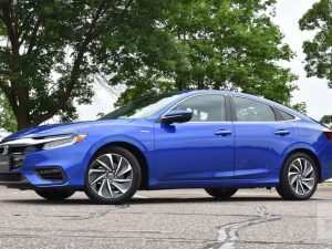 24 All New 2019 Honda Insight Review Reviews