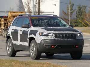 24 All New 2019 Jeep Cherokee Kl Review