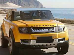 24 All New 2019 Land Rover Defender Price Interior