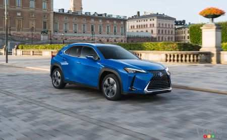 24 All New 2019 Lexus Ux Canada First Drive