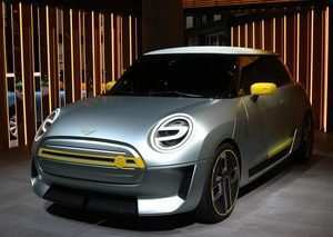 24 All New 2019 Mini Ev Concept and Review