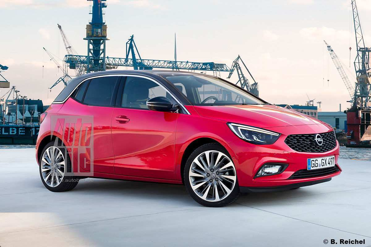 24 All New 2019 Opel Exterior And Interior
