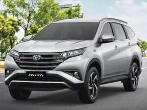 24 All New 2019 Toyota Rush Exterior and Interior