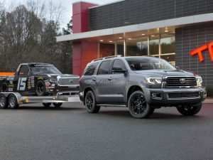 24 All New 2019 Toyota Sequoia Spy Photos New Model and Performance