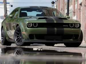24 All New 2020 Dodge Challenger Red Eye Review