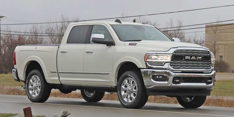 24 All New 2020 Dodge Power Wagon 2500 Exterior And Interior