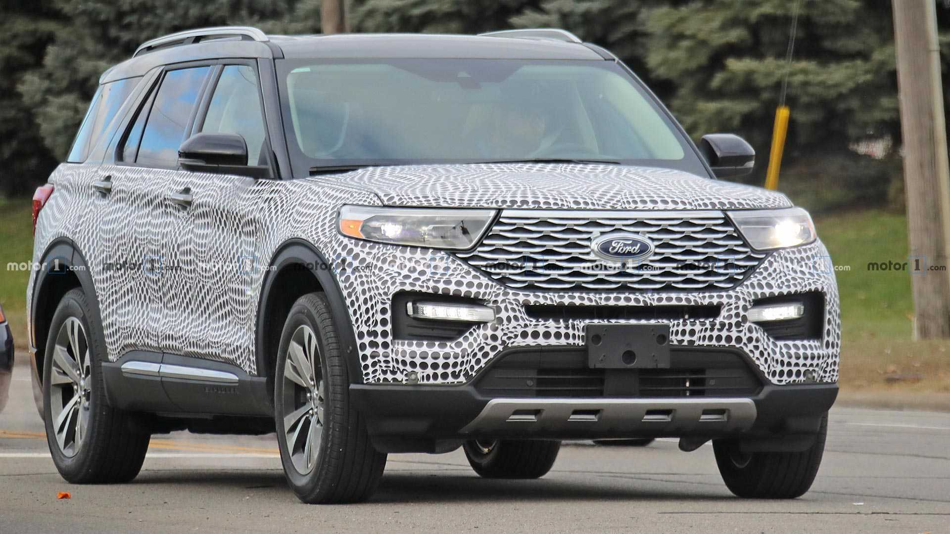 24 All New 2020 Ford Explorer Linkedin Redesign And Review