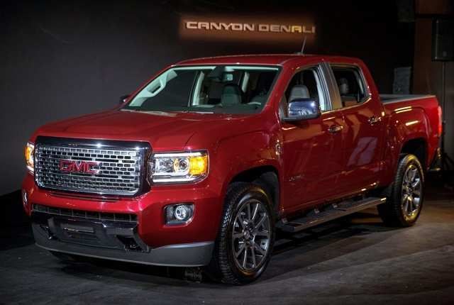 24 All New 2020 Gmc Canyon Redesign Review