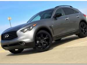 24 All New 2020 Infiniti Qx70 Redesign Research New