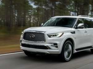 24 All New 2020 Infiniti Qx80 New Body Style Concept and Review
