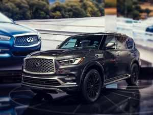24 All New 2020 Infiniti Qx80 Release Date Redesign and Review