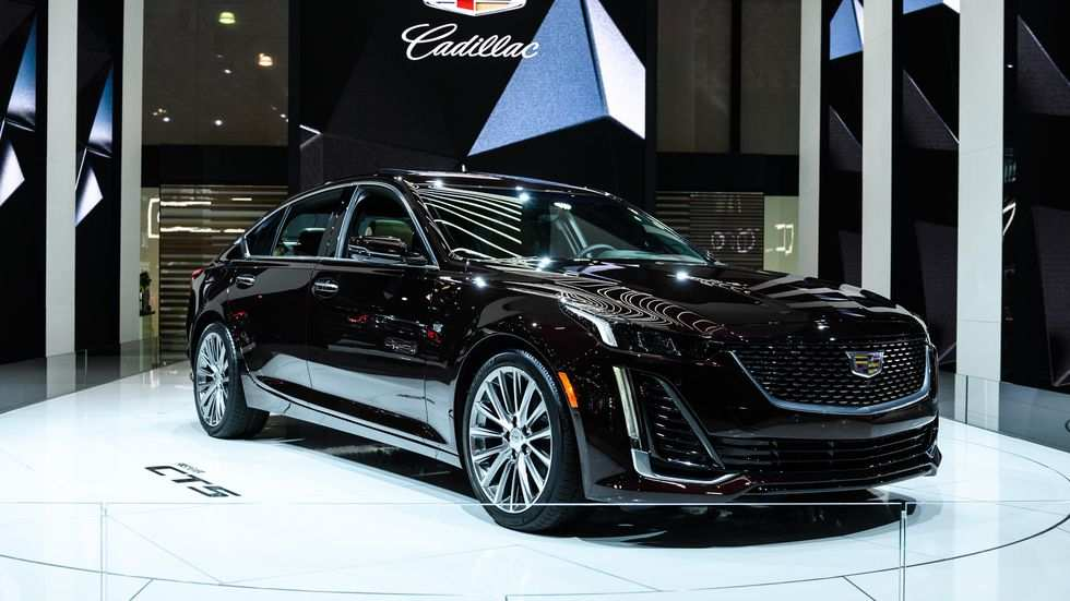 24 All New Cadillac New 2020 Price Design And Review
