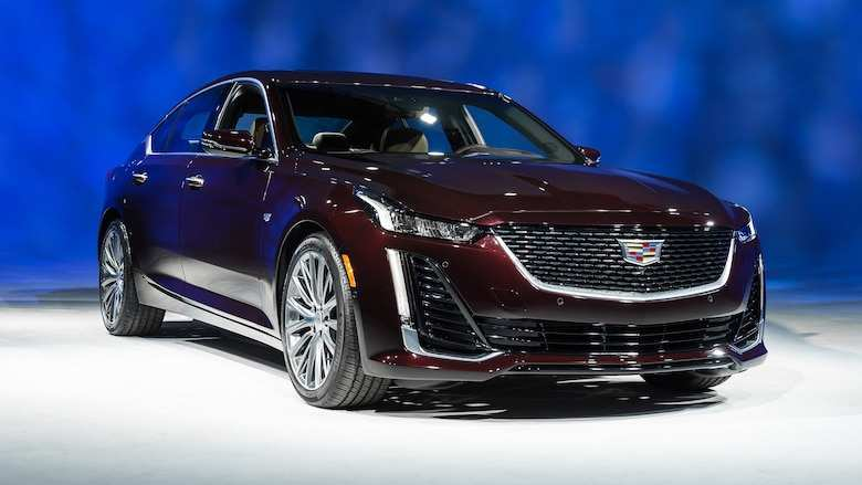24 All New Cadillac New Cars For 2020 Style
