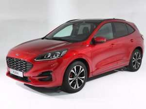24 All New Ford Kuga 2020 Uk Images