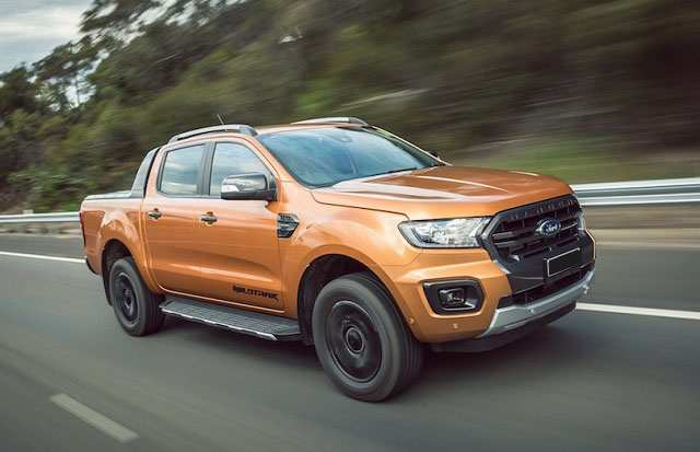 24 All New Ford Wildtrak 2020 Style
