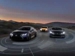 24 All New Lexus Models 2020 Images
