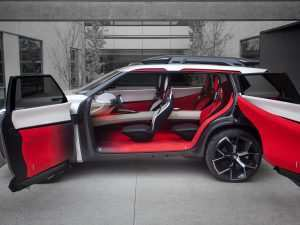 24 All New Nissan Xmotion 2020 Style