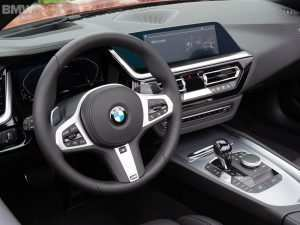 24 Best 2019 Bmw Z4 Interior Images