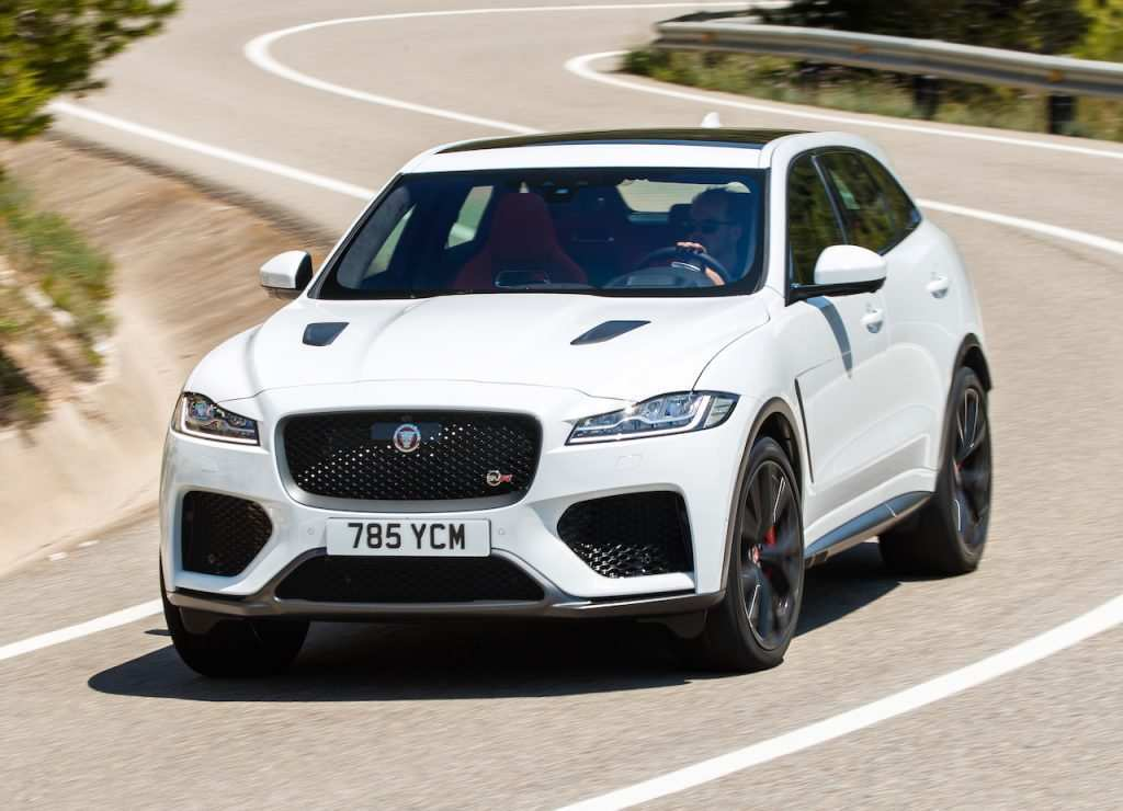 24 Best 2019 Jaguar F Pace Svr Release Date and Concept