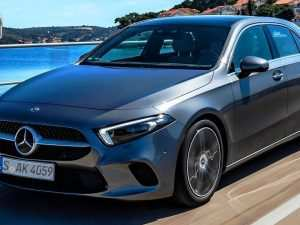 24 Best 2019 Mercedes Hatchback Redesign and Review