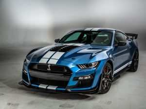 Price Of 2020 Ford Mustang Shelby Gt500