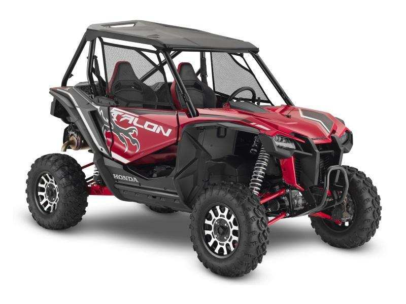 24 New 2019 Honda Talon Exterior And Interior