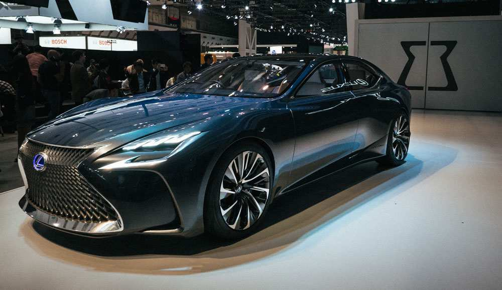 24 New 2019 Lexus Concept Picture