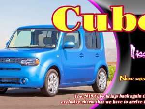 24 New 2019 Nissan Cube Overview