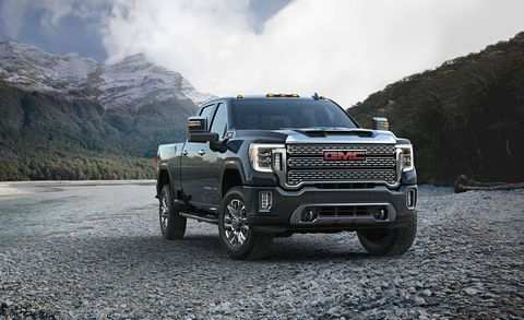 24 New 2020 Gmc Jimmy Car And Driver First Drive