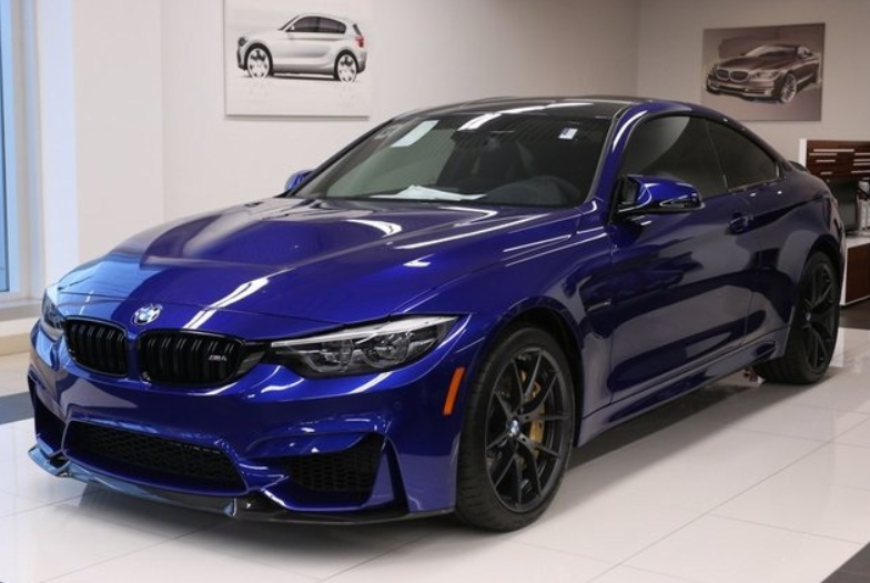 24 New BMW M4 2020 Release Date Redesign And Concept