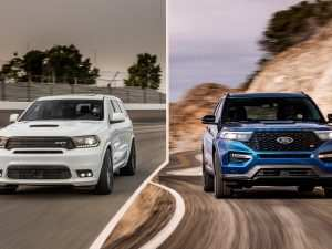 Dodge Durango Rt 2020
