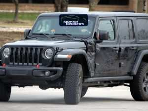 24 New Electric Jeep Wrangler 2020 Specs and Review