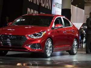 24 New Hyundai Accent 2020 Picture