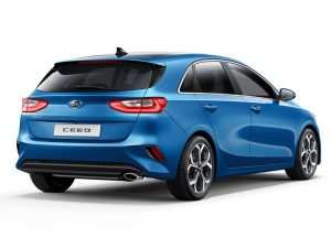 24 New Kia Cerato Hatch 2019 Release