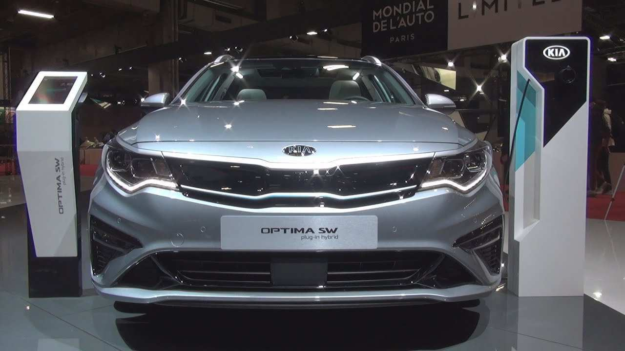 24 New Kia Optima Phev 2020 Review And Release Date
