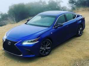 24 New Lexus 2019 F Sport Spesification