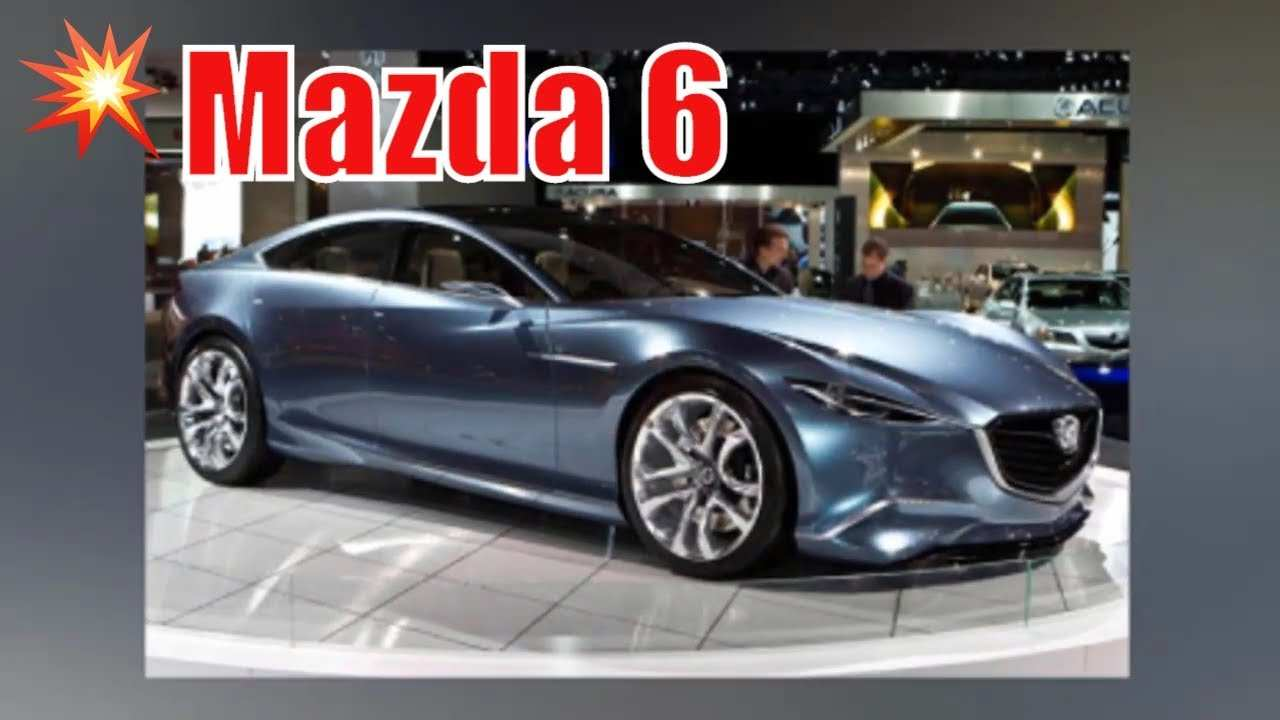 24 New Mazda 6 2020 6 Zylinder Release Date And Concept