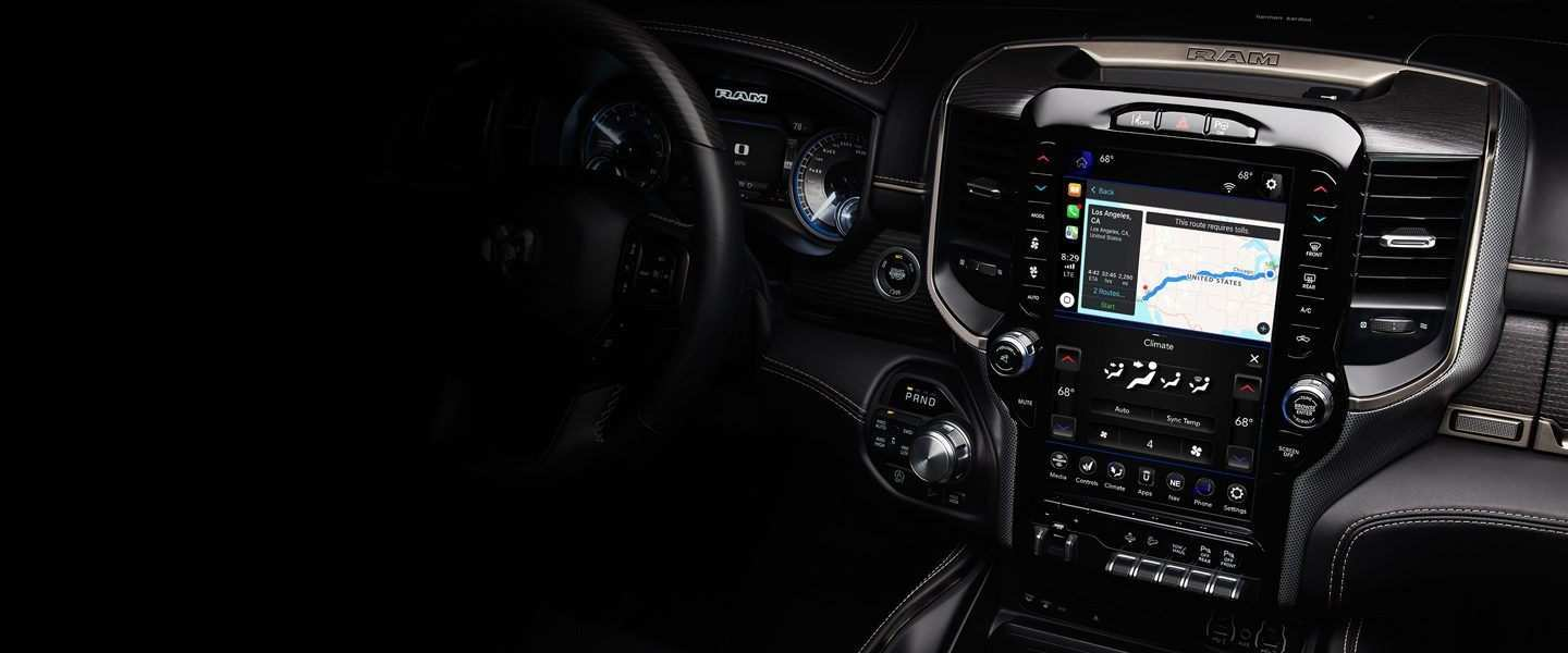 24 The 2019 Dodge Touch Screen Images